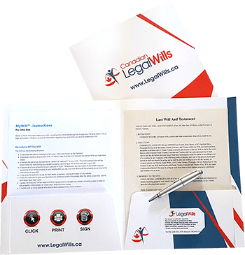 LegalWillsca Document Print And Ship Service