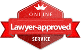 Lawyer-approved online service