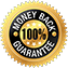 30 Day, No Questions Asked, 100% Money Back Guarantee